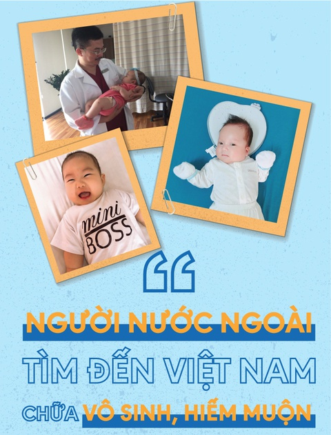Nguoi nuoc ngoai tim den Viet Nam chua vo sinh, hiem muon hinh anh 1