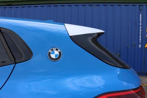 Hinh anh cap cang cua mau BMW X2 hoan toan moi hinh anh