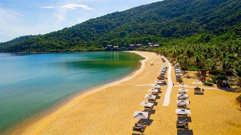 InterContinental Danang Sun Peninsula Resort nhan giai danh gia hinh anh