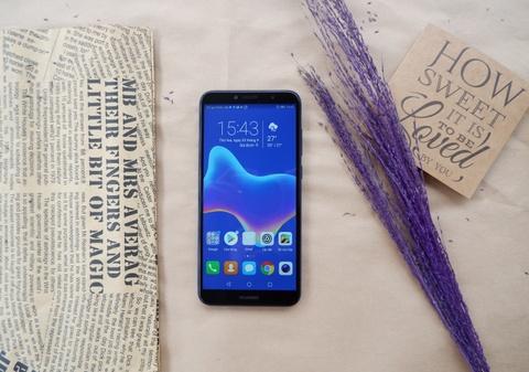 Huawei Y6 Prime: Thiet ke hien dai, hieu nang kha hinh anh 1