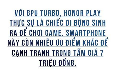 Honor Play - khung long choi game co nhat thiet la smartphone cao cap? hinh anh 3