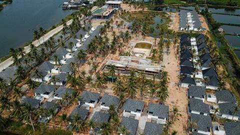 ATM Asian se tu van, van hanh du an Coco Land Riverside Resort & Spa hinh anh