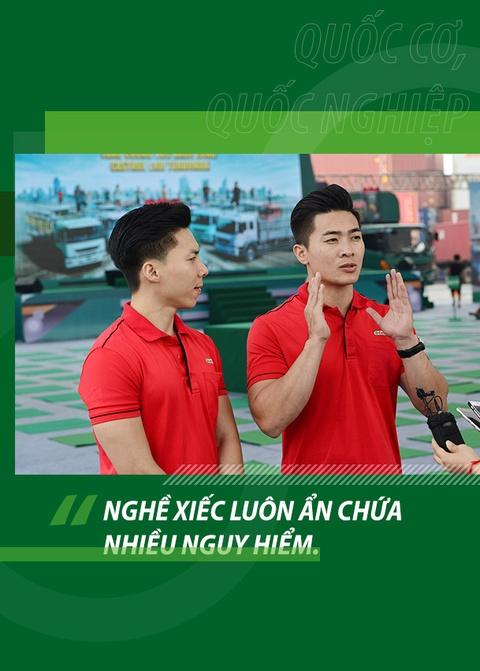 Quoc Co, Quoc Nghiep: 'Tap luyen giup chung toi minh man va deo dai' hinh anh 5