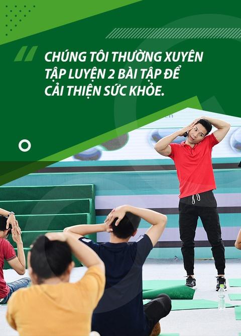 Quoc Co, Quoc Nghiep: 'Tap luyen giup chung toi minh man va deo dai' hinh anh 9