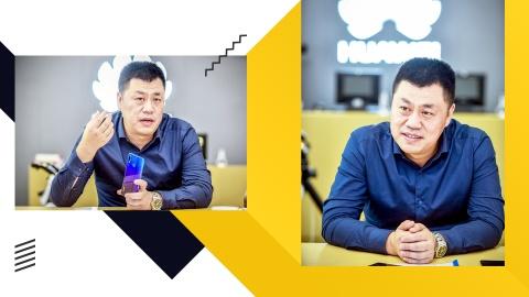 CEO Huawei: 'Chung toi khong coi Viet Nam la thi truong de den roi di' hinh anh 4