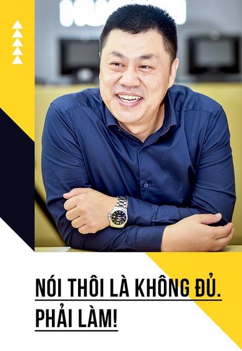 CEO Huawei: 'Chung toi khong coi Viet Nam la thi truong de den roi di' hinh anh 5