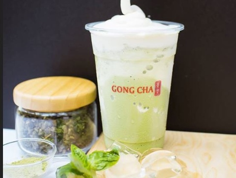 Gong Cha va 4 nam tao nen khac biet trong van hoa tra sua Viet hinh anh