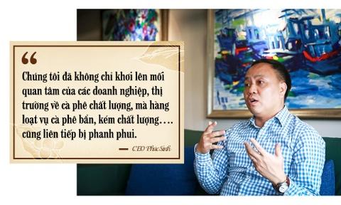 CEO K Coffee: The gioi uong ca phe mot kieu, nguoi Viet uong mot kieu hinh anh 6