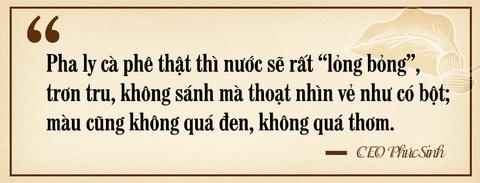 CEO K Coffee: The gioi uong ca phe mot kieu, nguoi Viet uong mot kieu hinh anh 9