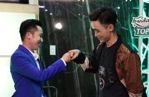 Team Ha Ho, Mr. Dam can suc o vong doi dau Huda Central's Top Talent hinh anh