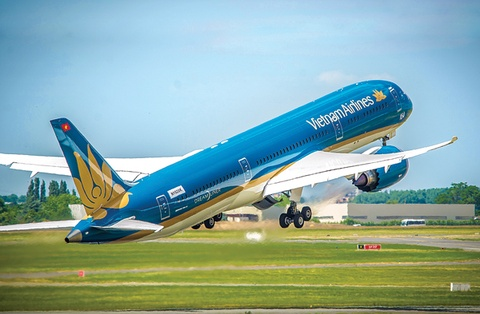 Vietnam Airlines mo duong bay moi Da Nang - Osaka hinh anh