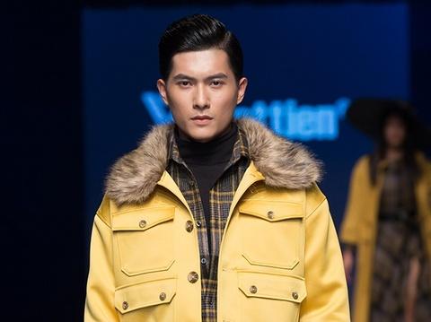 vietnam international fashion week thu dong hinh anh