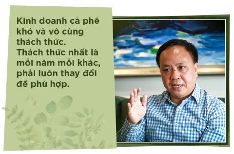 Nhung phat ngon gay chu y cua ong chu ca phe Viet chuan quoc te hinh anh 2