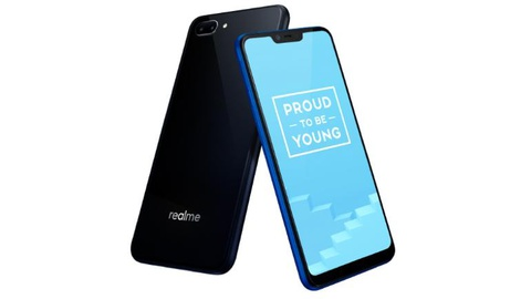 Realme C1 co gia 2,39 trieu dong trong ngay flash sale hinh anh