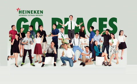Video - Heineken Go Places hinh anh