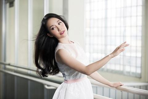 'Chim công làng múa' Linh Nga biểu diễn tại Đà Nẵng