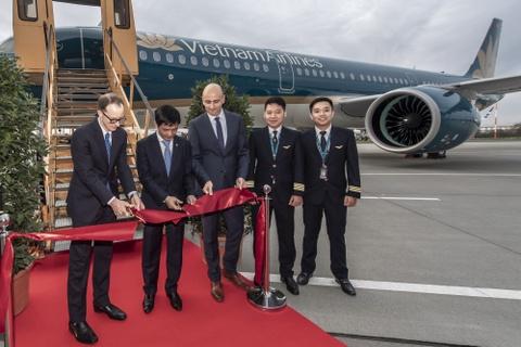 May bay A321neo dau tien gia nhap doi bay Vietnam Airlines hinh anh 2