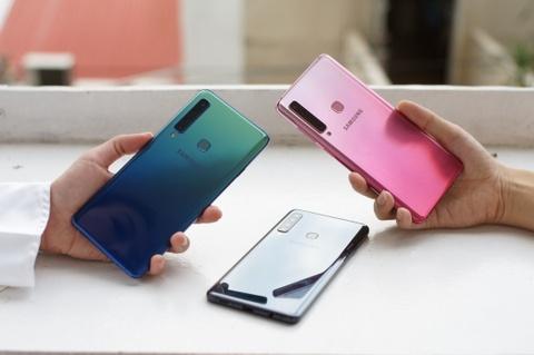3 ưu điểm giúp Galaxy A9 được lòng người dùng trẻ