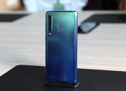Samsung Galaxy A9 chính thức ra mắt tại Việt Nam