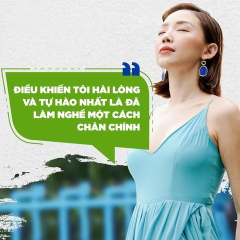 Toc Tien: 'Toi khong chiu duoc cuoc song tu tung khi thieu am nhac' hinh anh 6