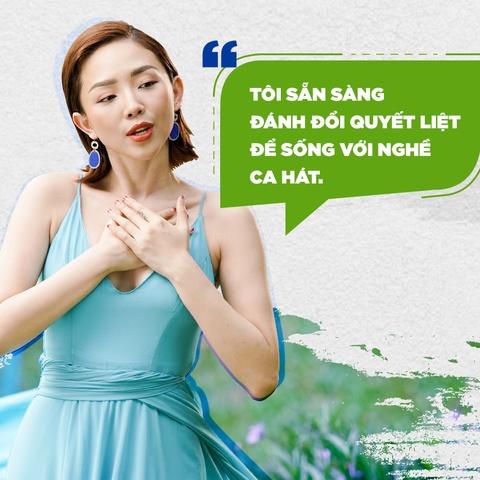 Toc Tien: 'Toi khong chiu duoc cuoc song tu tung khi thieu am nhac' hinh anh 4