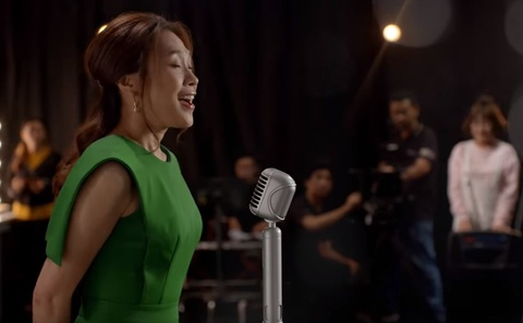 Video: '50 sac thai' bieu cam cua My Tam hinh anh