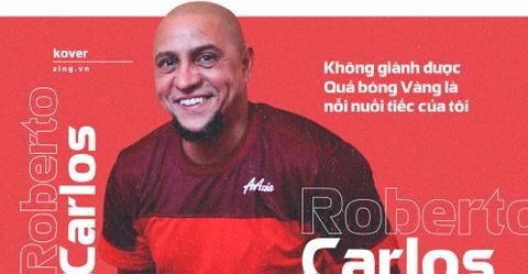 Roberto Carlos: 'Toi tiec nuoi vi khong gianh duoc Qua bong vang' hinh anh 5