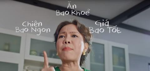 Video - Chi Tai bi Minh Vuong quat thang mat tren song truyen hinh hinh anh