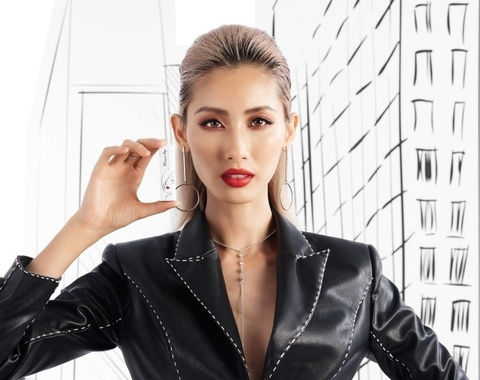 4 mau son cho quy co hien dai trong BST 'IT Girl Collection' hinh anh