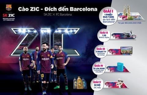 Co hoi den que huong doi bong Barcelona khi mua SK Zic hinh anh