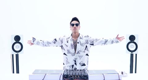 DJ Minh Tri: 'Vo la tro thu dac luc va co van uyen tham cho toi' hinh anh