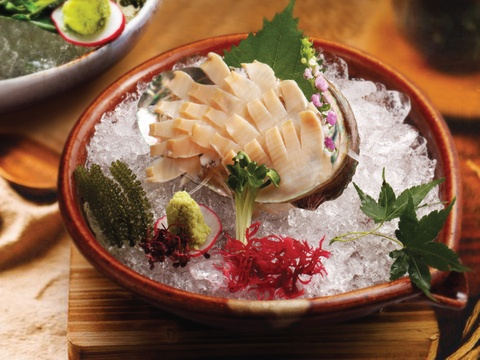 6 loai hai san tuoi ngon lam nen mon sashimi tru danh hinh anh