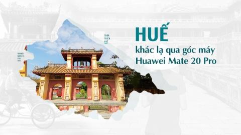 Hue khac la qua goc may Huawei Mate 20 Pro hinh anh 1