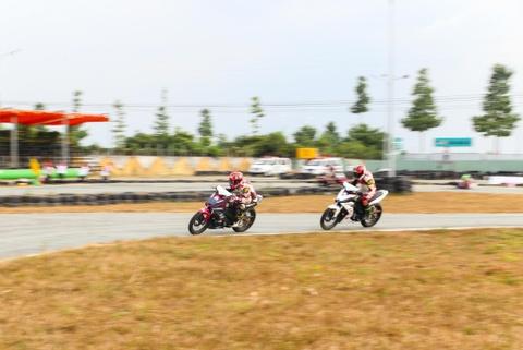 52 cua-ro tham gia giai dua xe Binh Duong hinh anh