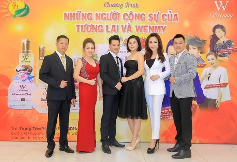 Cong ty Dai Thang hop tac chien luoc voi My pham Hai Duong hinh anh