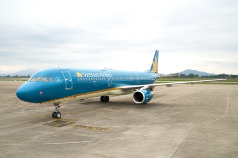 Mo duong bay moi, Vietnam Airlines uu dai ve duoi 300.000 dong hinh anh