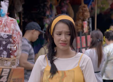 Nha Phuong hoi tiec vi cuoi Truong Giang trong clip moi hinh anh