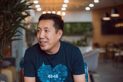 Tong giam doc KMS Technology: 'Thanh cong phai do bang gia tri tao ra' hinh anh