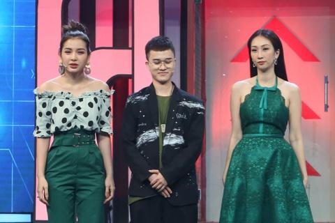 Phuong Trinh Jolie khien MC 'Bo 3 sieu dang' noi doa hinh anh
