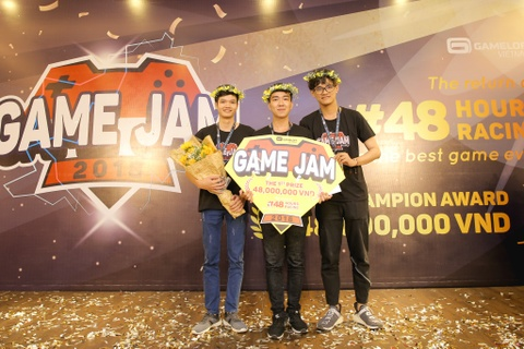 Chung ket Game Jam 2018 khep lai voi nhieu y tuong doc dao hinh anh