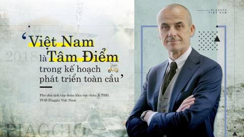 'Viet Nam la tam diem trong ke hoach phat trien toan cau' hinh anh