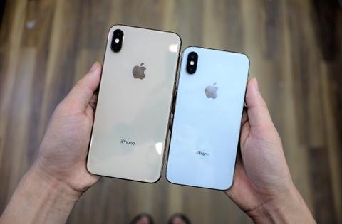Galaxy Note 9, iPhone X va XS Max ban chay mua Tet tai Di Dong Viet hinh anh