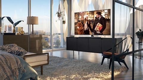 Nen chon TV Samsung nao cho gia dinh mua Tet 2019? hinh anh