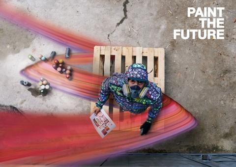 Co hoi den Amsterdam voi thu thach 'Paint the future' hinh anh
