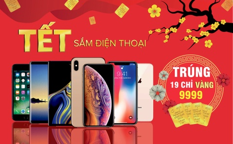 Trung vang khi mua iPhone 7 Plus, X va Galaxy Note 8 tai Di Dong Viet hinh anh