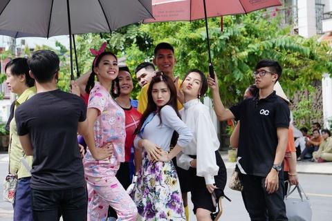 Dan sao Viet 'doi pho' voi Tet trong teaser MV moi cua Justatee hinh anh
