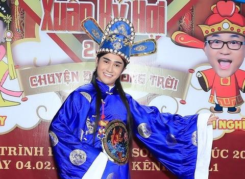 Huynh Lap: 'Tao Xuan Ky Hoi khong phai la chiec ao qua rong voi toi' hinh anh