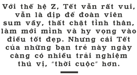 Co mot Tet rat khac trong long 'the he Z' hinh anh 3