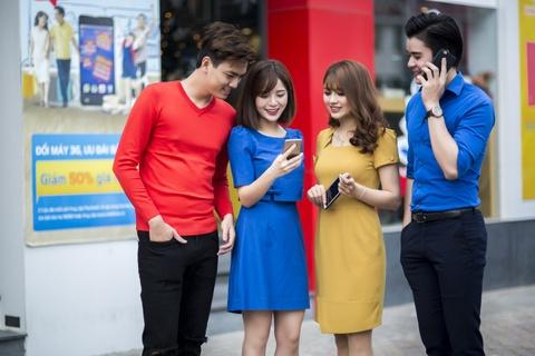 Nhieu uu dai hap dan danh tang khach hang chuyen mang MobiFone hinh anh