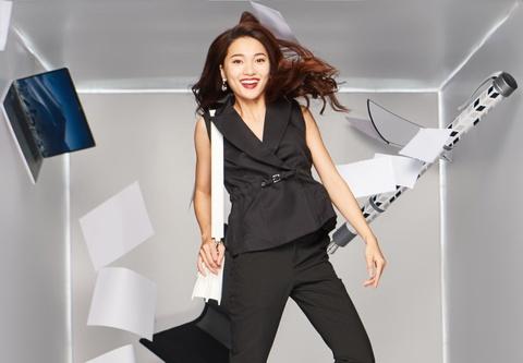 Gợi ý cách F5 thời trang công sở bằng chuyển động cá tính